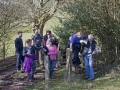 The Twmbarlwm Hot-Cross-Bun walk. Good Friday 25th March 2016