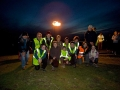 Couldn't have done it without the help of Abercarn Scouts